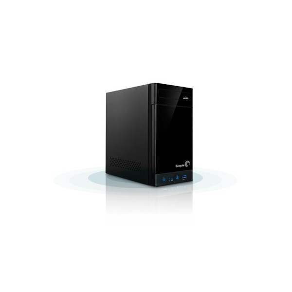 Seagate STBN8000300 Business Storage 2-Bay NAS 8TB Drive