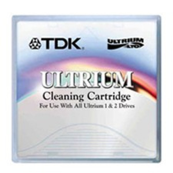 TDK D2404-CC LTO Ultrium Cleaning Cartridge (Universal 1,2,3,4 & 5)