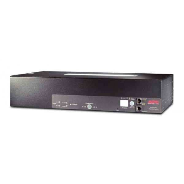 APC AP7724 Rack-Mount Transfer Switches