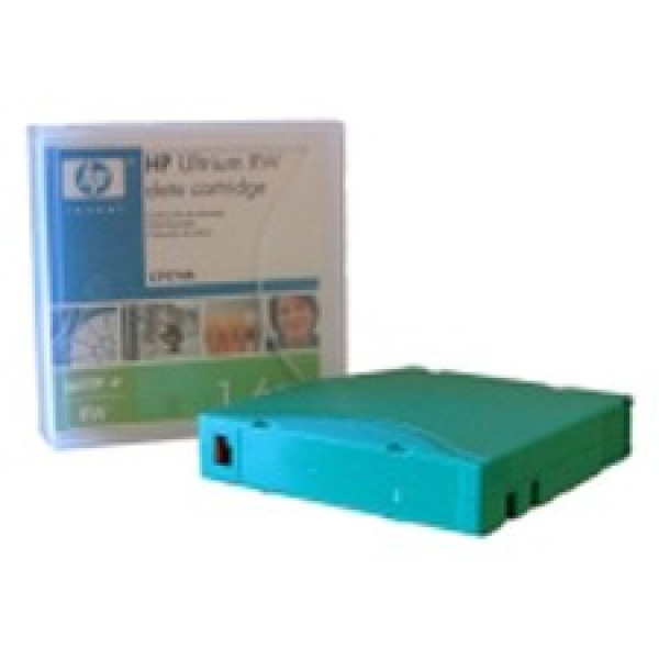 HP C7974W LTO-4 Backup WORM Tape Cartridge (800GB/1.6TB) Retail Pack