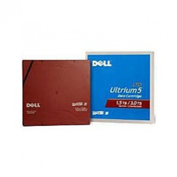 Dell 0FHMTN LTO-5 Backup Tape Cartridge (1.5TB/3.0TB Retail Pack)