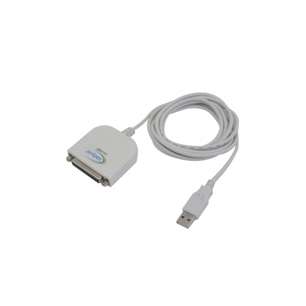 Cadyce CA-U25P USB to Parallel 25 pin Bidirectional Cable