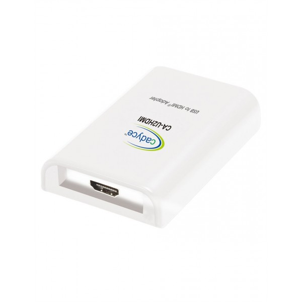 Cadyce  CA-U2HDMI USB to HDMI with Audio Support 1080p
