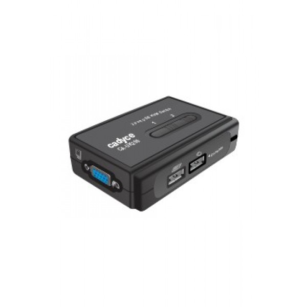 Cadyce CA-UK200 2 Port USB KVM
