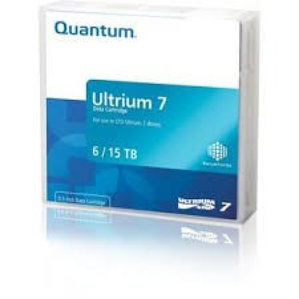 Quantum MR-L7MQN-02 LTO-7 Ultrium Data Backup Tape Cartridge (6.0TB/15TB)