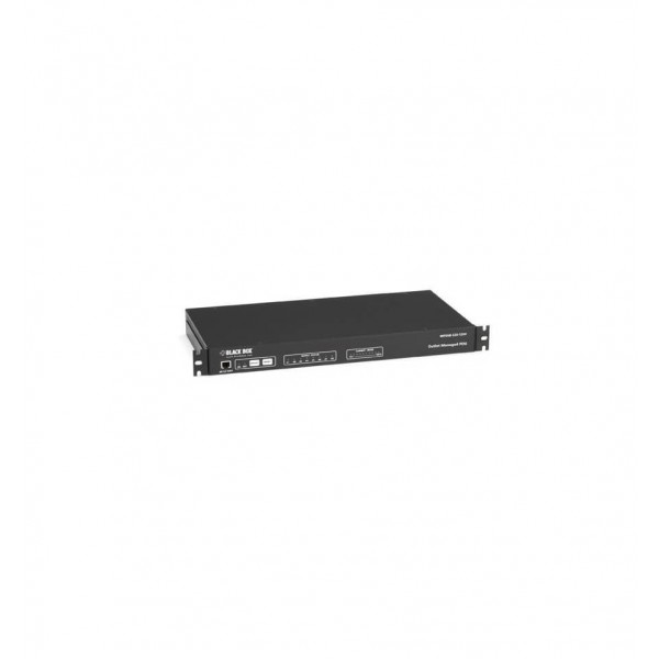 Black Box MPSHBlack Box MPSH8-S20-208+V Switched PDUs8-S20-208+V Switched PDUs