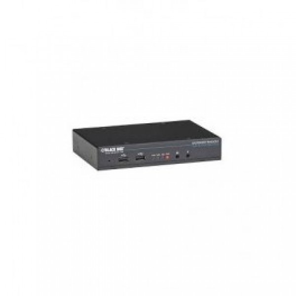 Black Box DCX3000-DVR Digital KVM Remote User Station