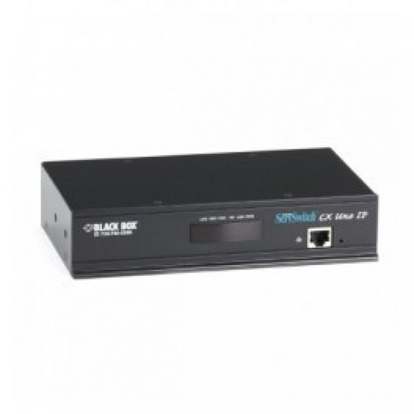 Black Box KV1081A ServSwitch CX Uno with IP 8-Port