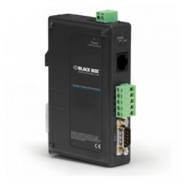 Black Box LES431A 1-Port Modbus Hardened Serial Server