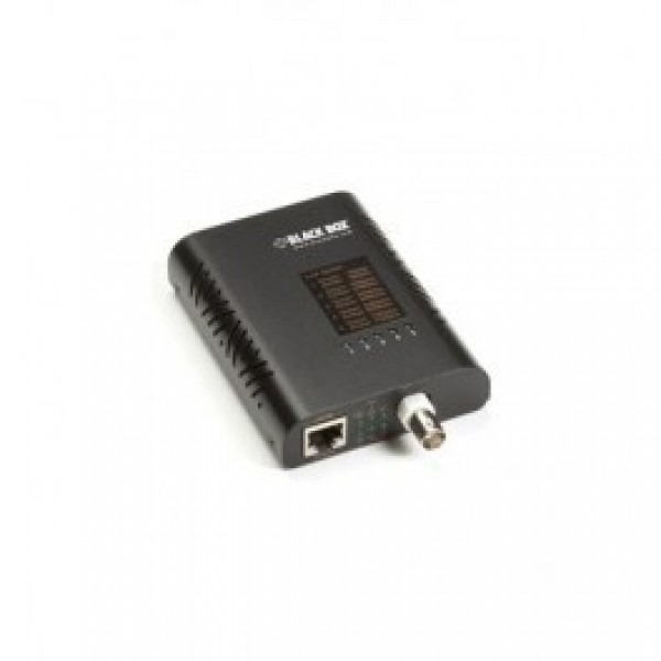 Black Box LBNC300A LinkGain Ethernet Extender over Coax