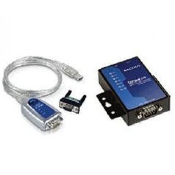 MOXA UPort 1150I 1-port RS-232/422/485 USB-to-serial converter with optical isolation protection