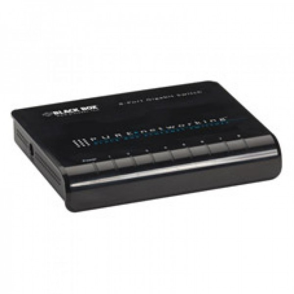 Black Box LGB108A Pure Networking Gigabit Ethernet Switch