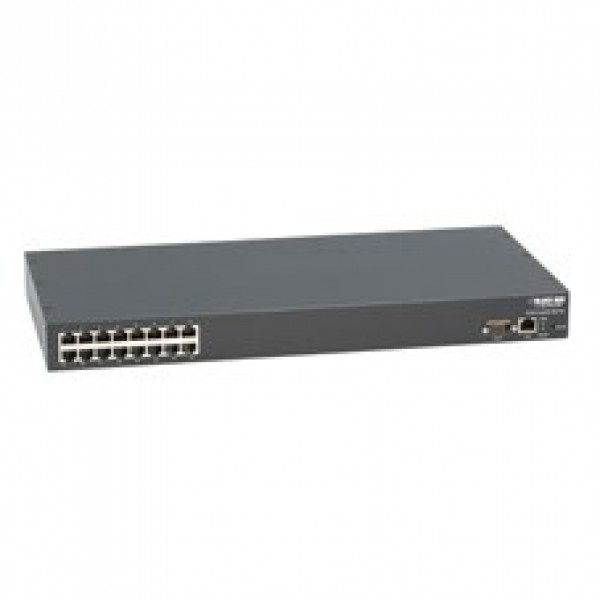 Black Box LES1116A Value Line 16-Port Console Server