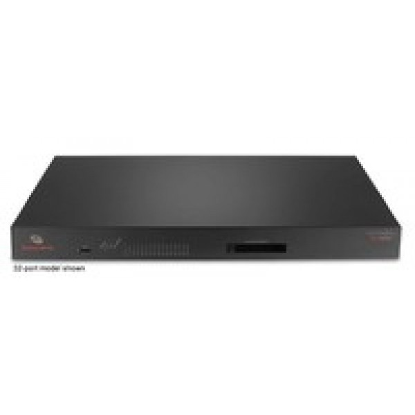 Avocent ACS6004MDAC-106 4-Port with Dual AC Power Supply and Built-In Modem