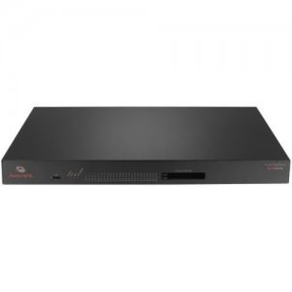 Avocent ACS6048MSDC 48 Port Cyclades ACS 6048 with Single DC Power Supply and Built-In Modem