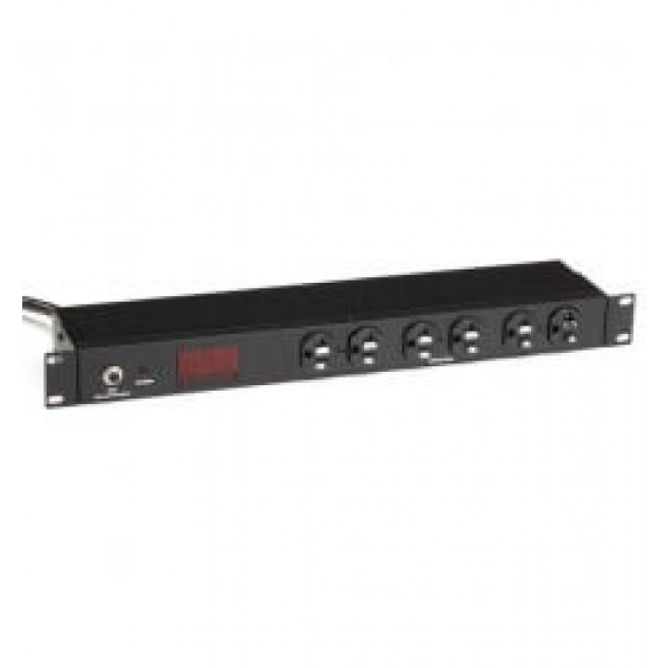 Black Box PDUMH14-S15-120V Metered Rackmount Pdus With Front And Rear Outlets