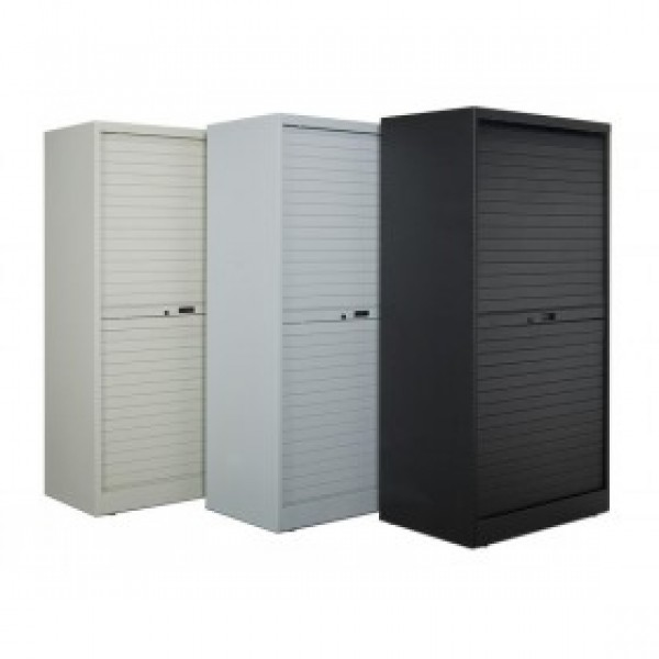 Turtle P050-00760WD High Cabinet - With 9 MultiMedia Shelves