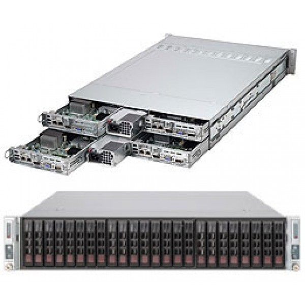 Supermicro 3420/3400 (Ibex Peak) 2016Ti-HTRF SuperServer