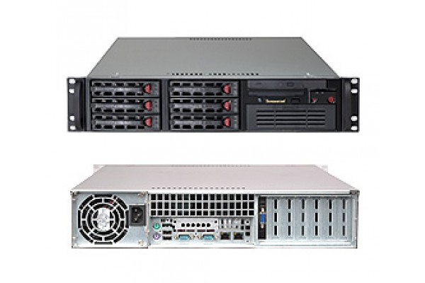 Supermicro X58 (Tylersburg-36S) 5026T-3F SuperServer