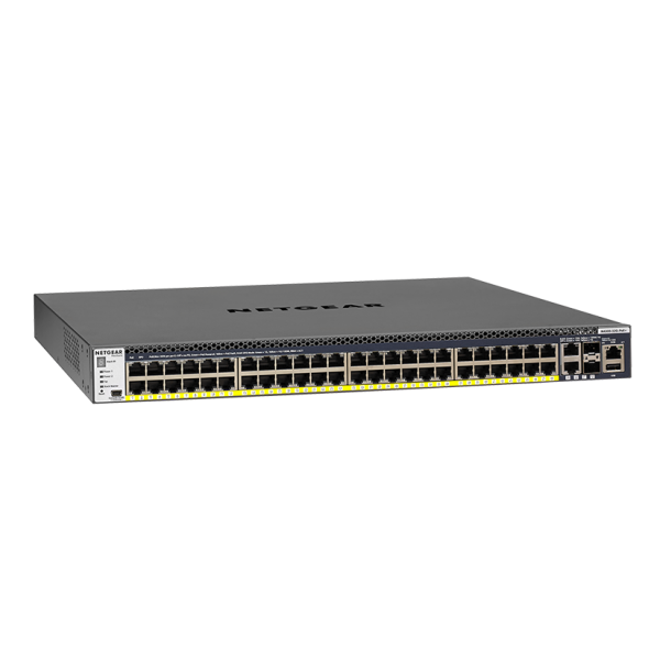 Netgear M4300-28G-PoE+ 550W PSU Intelligent Edge Series