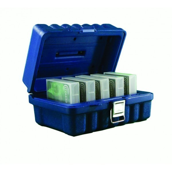TURTLE 01-672733 storage case lto 5 Blue
