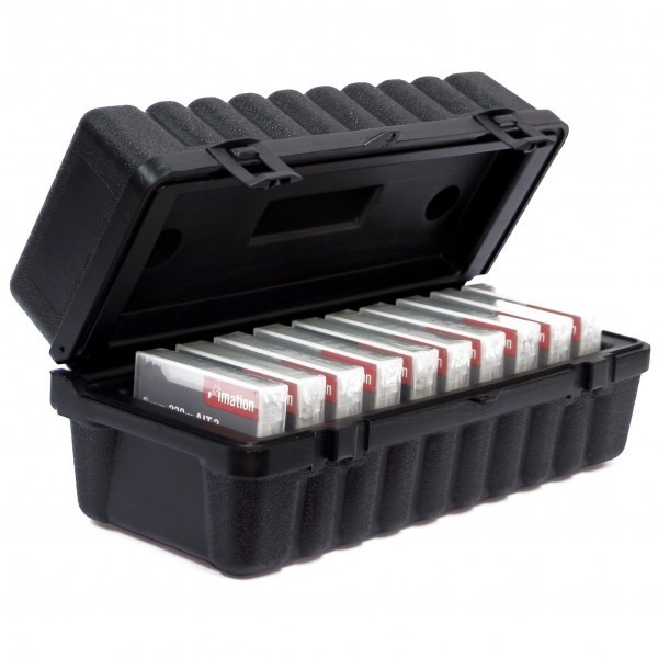 TURTLE 05-673402 8MM Storage Case black