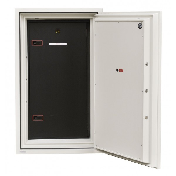 TURTLE 16-679077 Data Commander 4621 Fireproof Media Safe