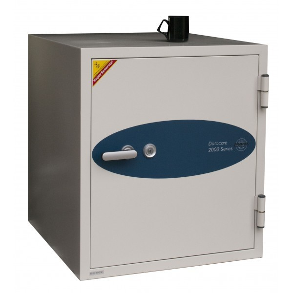 TURTLE 16-679053 Datacare 2003 Fireproof Media Safe