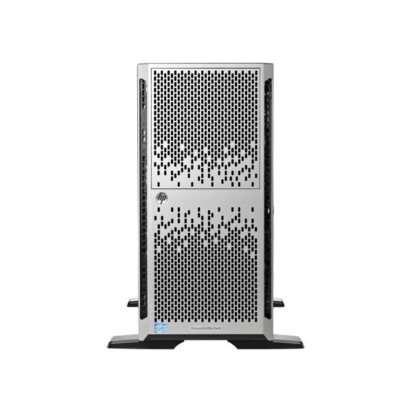 HP ProLiant ML350p Gen8 E5-2609v2 1P 4GB-R P420i/ZM 6 LFF 460W PS Server (736947-371)
