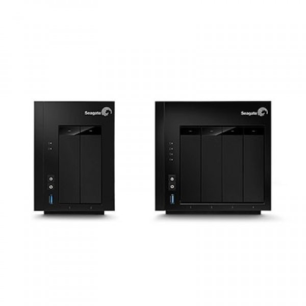 Seagate STEC300 WSS NAS 2-Bay Network Storage Device