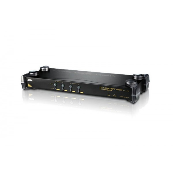 ATEN CS9134 4-Port PS/2 KVM Switch