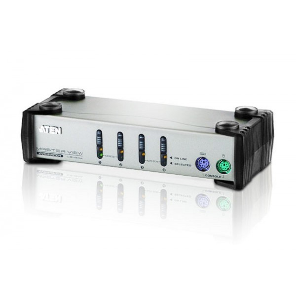 ATEN CS84A 4-Port PS/2 KVM Switch
