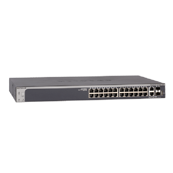 Netgear S3300-28X-PoE+ Smart Managed Switches