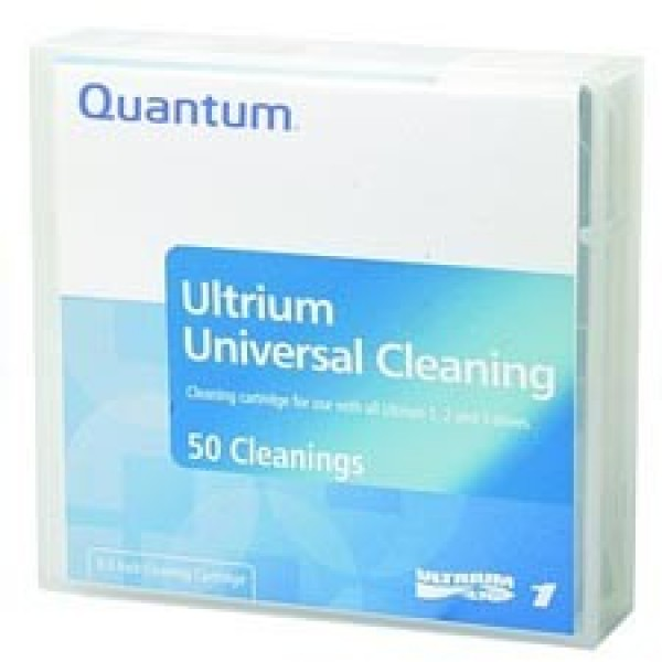 Quantum MR-LUCQN-01 LTO Ultrium Cleaning Cartridge (Universal 1,2,3,4 & 5)