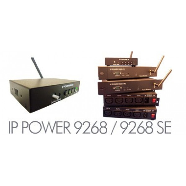 Aviosys IP Power 9268/9268SE PDU