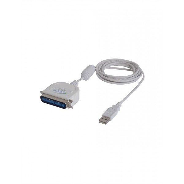 Cadyce CA-U36P USB to Parallel 36 pin Bidirectional Cable