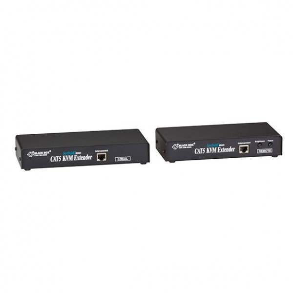 Black box ACU1008A PS/2 KVM Extender