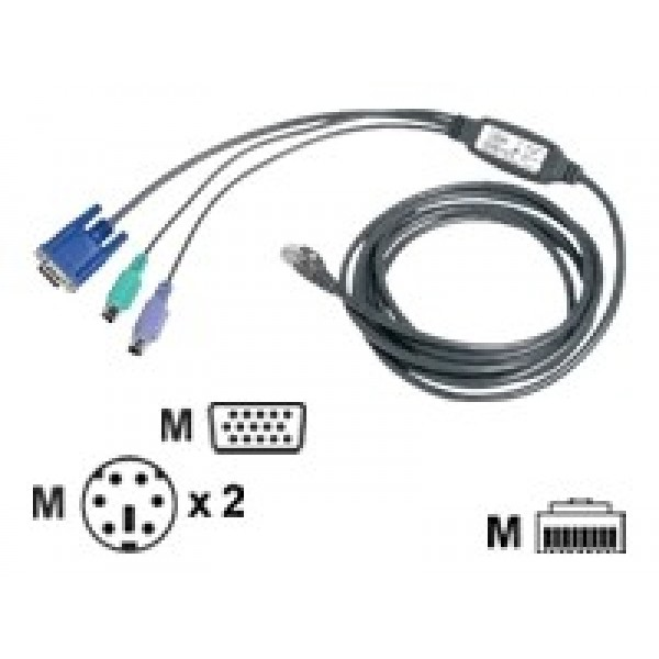 Avocent PS2IAC-7 PS/2 Cable