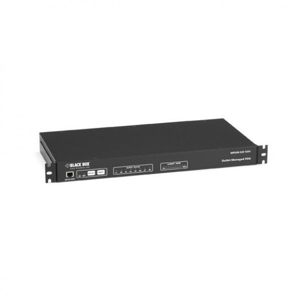 Black Box MPSH16-D20-208+V Switched PDU
