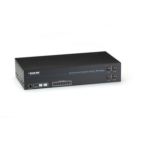 Black Box PS583A-R2 Rackmount Remote Power Managers