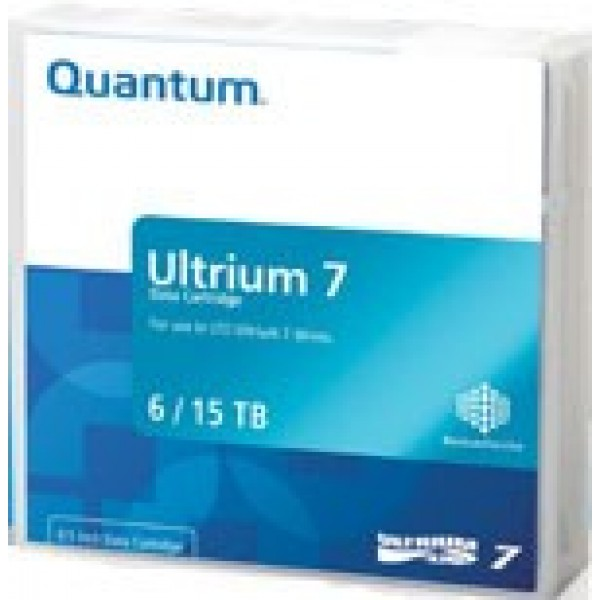 Quantum MR-L7MQN-01 LTO-7 Ultrium Data Backup Tape Cartridge (6.0TB/15TB)