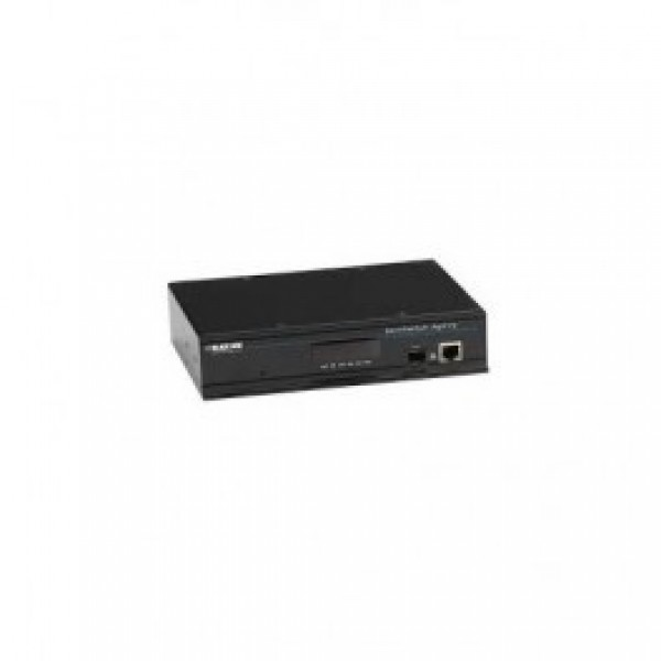 Black Box ACR1002A-T ServSwitch Agility Dual DVI, USB and Audio KVM Extender over IP