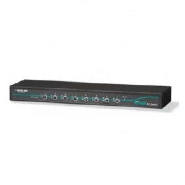 Black Box KV9108A ServSwitch EC KVM Switch for PS/2 and USB Servers and PS/2 Consoles