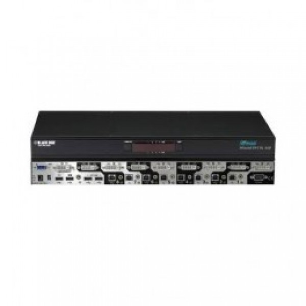 Black Box KV2004A ServSwitch Wizard DVI Dual Link (USB) 4-Port