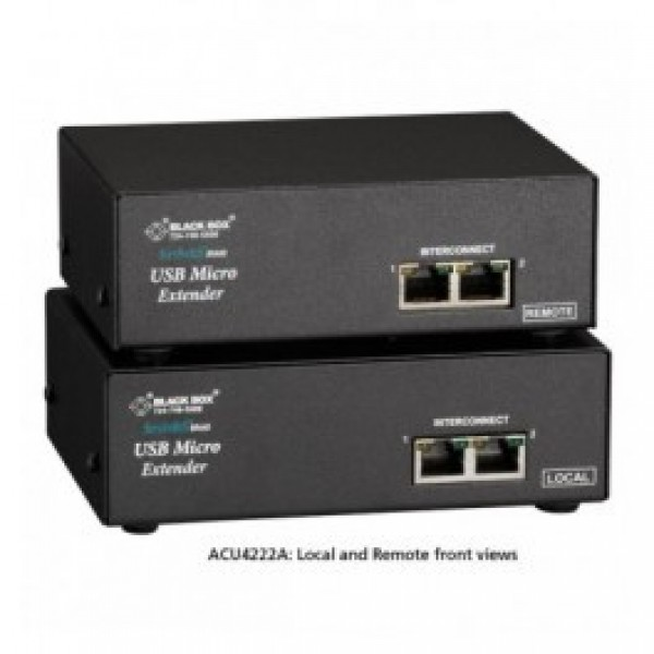 Black Box ACU4222A ServSwitch USB Micro Extender Kit