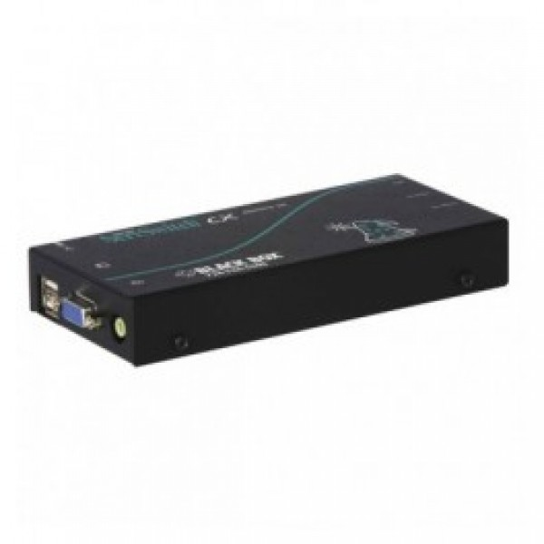 Black Box LES7244A 10/100/1000 Secure Terminal Server, Rackmount, 24-Port