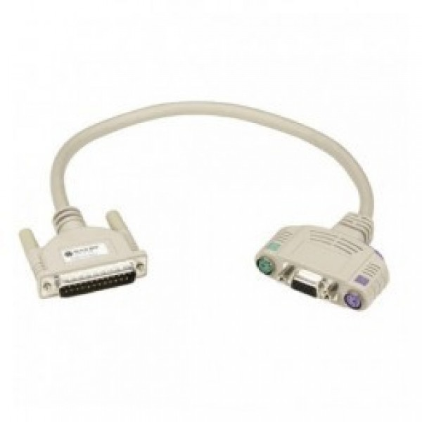 Black Box EHN154A-0005 ServSwitch to Keyboard/Monitor/Mouse Cable
