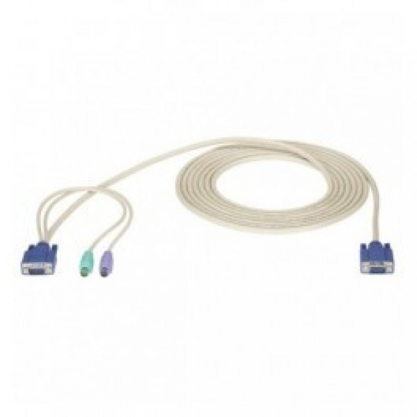 Black Box EHN9000P-0015 ServSwitch CPU Cable for EC Series
