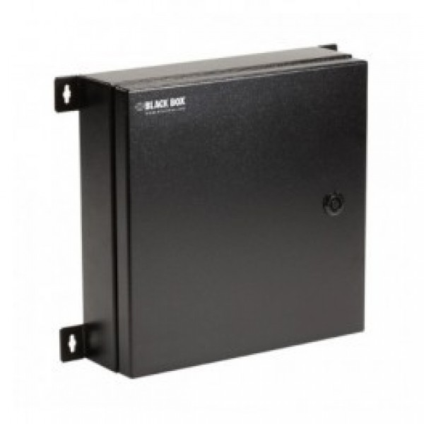 Black Box JPM4001A-R2 NEMA 4 Rated Fiber Optic Wallmount Enclosure