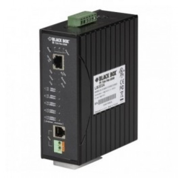 Black Box LB303A 10BASE-T/100BASE-TX Hardened Ethernet Extender